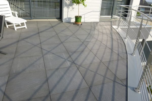 Carrelage - Dalle  60x60 20mm Plot