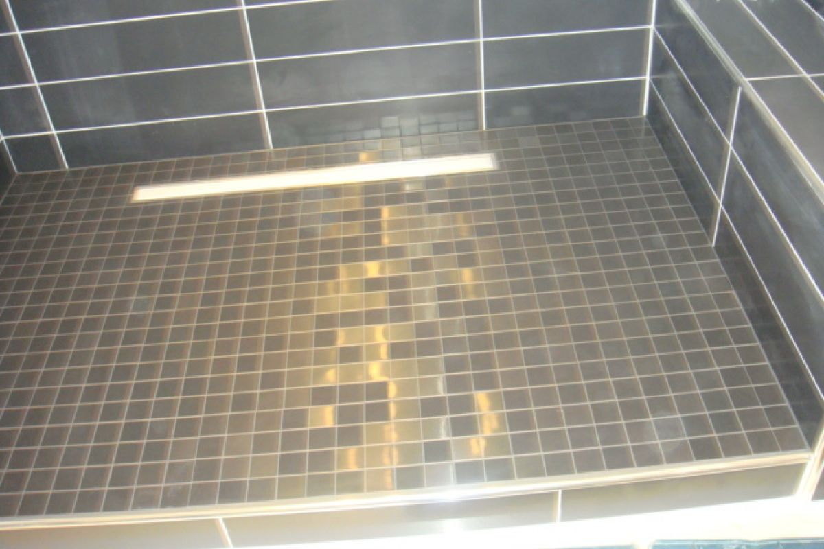 R alisations salle de bain lorient for Carrelage 76