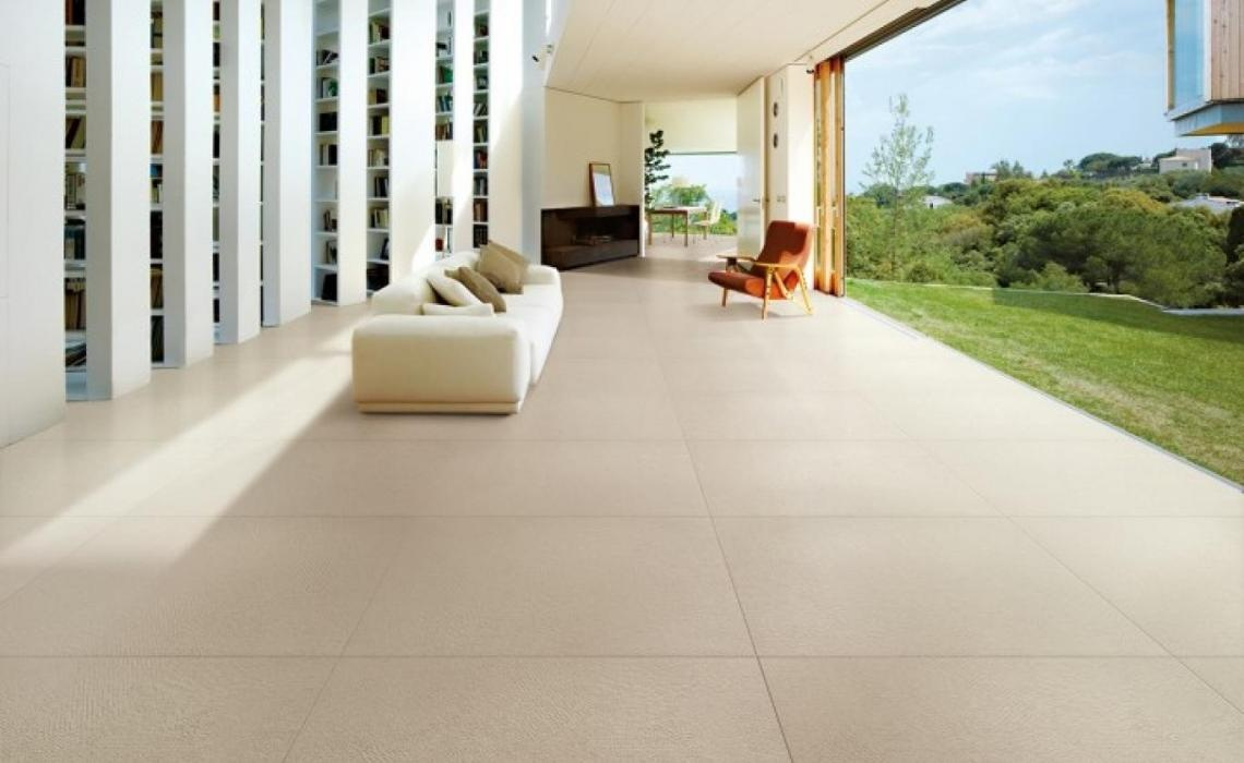 Une multitude de combinaisons carreaux: 120x120, 90x90, 60x60...